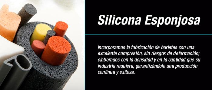Silicona esponjosa o microcelular rosario burletes - Burlete de silicona ...