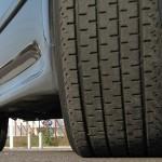 Cubiertas de neumáticos de tamaño pequeño y medio